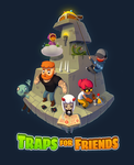 Traps for Friends loading screen by irmirx