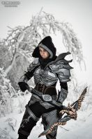 Diablo 3 Demon Hunter cosplay by GERMIA by DATgermia