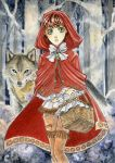 Little Red Riding Hood by SanoWasHere