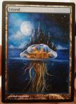 Magic Alteration: Island 8/23/15 by Ondal-the-Fool