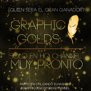 +Graphic Golds: Muy Pronto by SpiritualThings