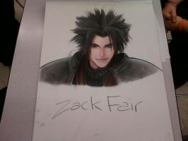 Zack Fair by BekaGil