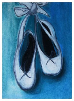 ballet shoes by in4olin4o