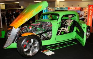 33 Ford Coupe by boogster11