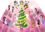 Merry Christmas 2014  by NebulaWords