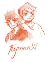 Kyman by LilacLace