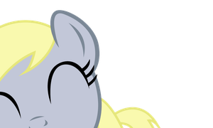 Derpy Smooch by ShadyHorseman
