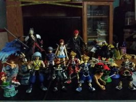 MORE KH FIGURES! by WanNyan