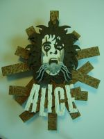 Rock and Roll Relief work by ana512