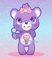 Share bear by Miss-Glitter