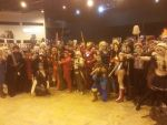 Cosplay Cardiff film and comic con 2014 by Vanwolfe