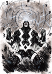Black Bolt by DenisM79