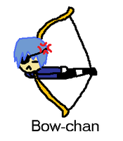 Bow chan by xXStrawberryxMisaXx
