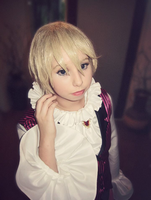 Alois Trancy: Supanova sneak peek by tayla--chan