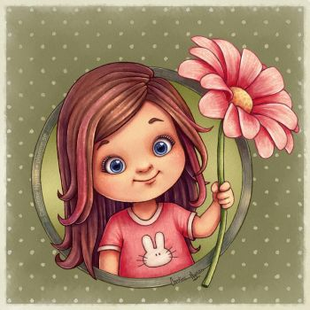 A flower for you by Ploopie