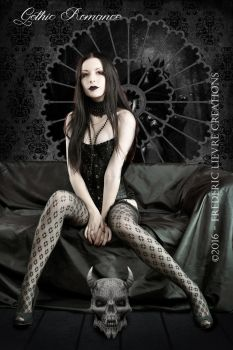 Gothic Romance by Frederic-Lievre