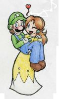 I'll Carry You, Babe by DaisyOfSarasaland