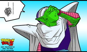 Piccolo OMG! by Sauron88