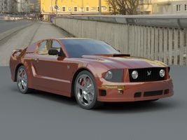 Mustang1 by UFPElessar