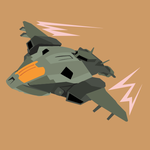 Halo Pelican Vector by SennOoka