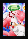 Sonic Project: Knuckles03 by Kipinkachu