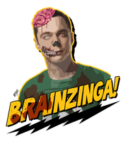 Brainzinga ! by GakiRules
