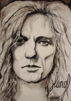 David Coverdale by EvelinLang