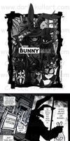 The Bunny Man: title, 1, 2, 3 by bezzalair