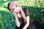 Gothic Doll - Luka Megurine by usagiyuu