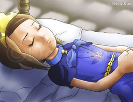 Digital Fairytale - Sleeping Beauty by Deco-kun
