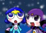 AT: it's snow by aruruXchan