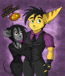 Happy Halloween +2014 by RatchetJak