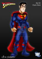 DCU - Superman by TheoSar