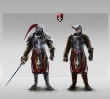 Ardougne Guards by Valhelsing2