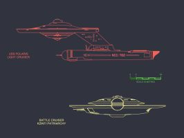 Ships overview 2 by davemetlesits
