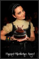 Happy Birthday Amy Lee by 1une1