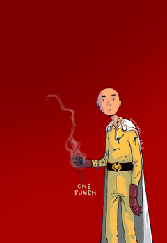 ONE PUNCH! by leus00