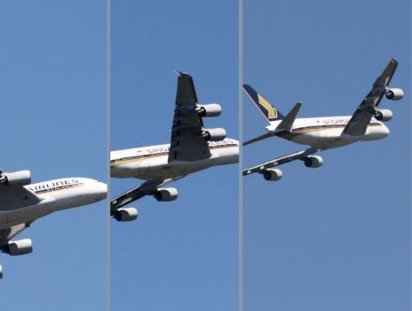 A380 Singapore Airlines by streettom