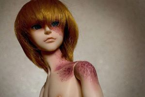 Mello bjd by WildSiD