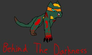 Behind the Darkness Poster for GolzyBlazey by BerrystarLover