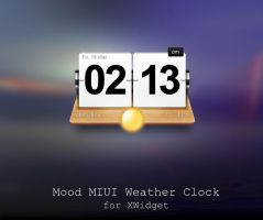 Mood Miui by pigboat