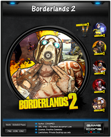 Borderlands 2 Icons by 3xhumed