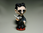 Chibi Nikola Tesla (1856 - 1943) - commission by maga-01