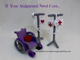 Hospital Amigurumi Free Patterns by sojala