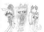 me and my friends with the DHMIS crew by zatr123456
