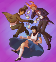 [VLD] A Mad Tea Party by Jeroine