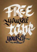 Free yourself by mariovogfx