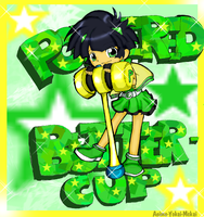 Powered Buttercup :PPGZ: by BatMantle
