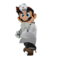 Brawl Doctor Mario by mariodkz