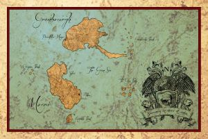 Vortex: The Last Intrepid: Map of the World by Antiquated-Inquirer